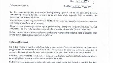"""Photo of D.O.O. """"Komunalno/Komunale"""" se obraća Komunalnoj Policiji"""